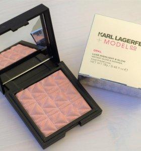 Хайлайтер karl lagerfeld + modelco