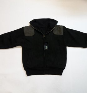 Двухсторонний теплый свитер Hamlintex