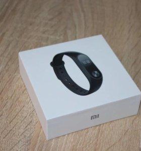 Фитнес-браслет Xiaomi Mi Band 2.