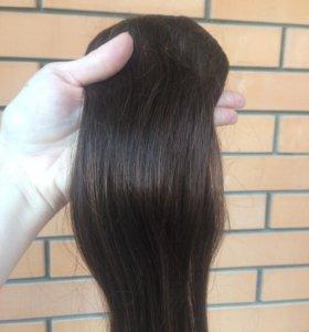 Волосы на заколках ( натуральные) южно-русские.