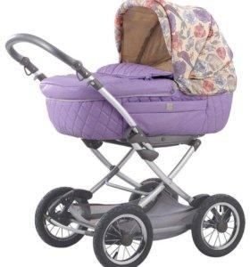 Коляска для новорожденных Happy Baby Charlotte