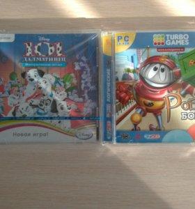 Игры на ПК для детей маленьких.