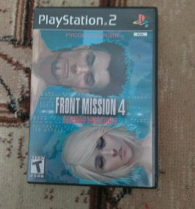 FRONT MISSION 4.