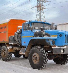 Умп-400 на базе Урал 4320 2012 г\u002Fв