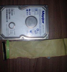 Жесткий диск на пк 80gb