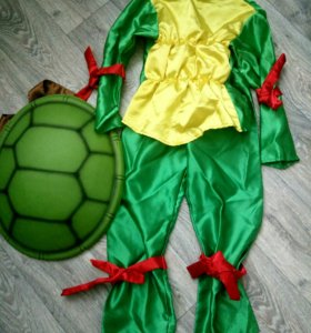 Новогодний костюм черепашка ниндзя