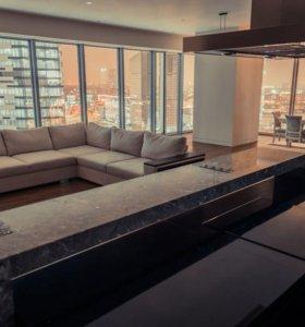 Квартира, 3 комнаты, 200 м²