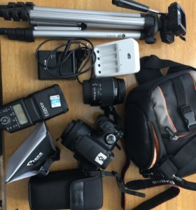 Зеркальная камера Canon 1300D EF 50mm f/1.8 II