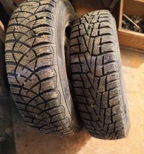 Зимние шины на дисках R13