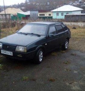 ВАЗ (Lada) 2109, 2003