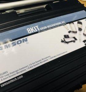 Микрофоны Samson Drum Kit