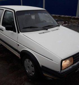 Volkswagen Jetta, 1987