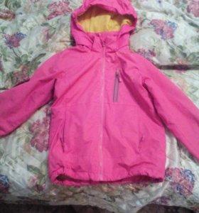 Куртка детская,осень весна,Финская