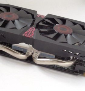 Asus GeForce GTX 950 strix-GTX950-DC2-2GD5-gaming
