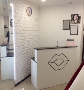 Действующий косметологический салон
