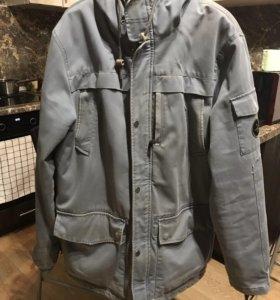 Мужская куртка Quicksilver