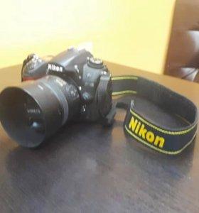 Nikon d7000 + nikkor 50mm 1.4g + SB600