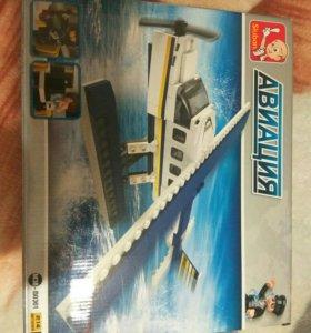 Аналог lego - самолёт