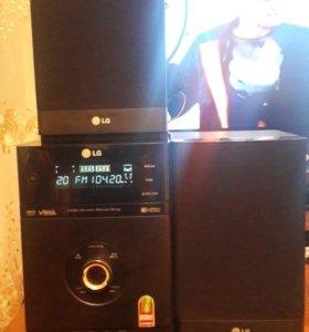 LG XA-U63X MP3,CD-R/RW, USB, AUX