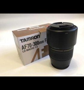 Tamron 70-300mm f/4-5,6 Canon