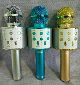 Микрофон+колонка