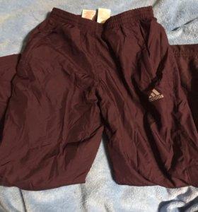 Adidas тёплые брюки непромокаемые