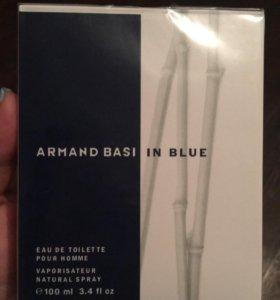 Туалетная вода Аrmand Basi in blue