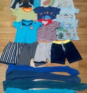 Футболки, шорты, колготки