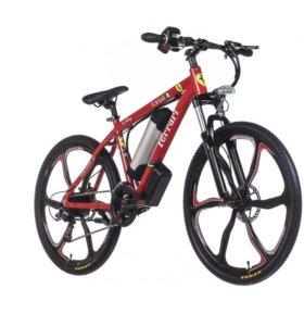 Электровелосипед Ferrari