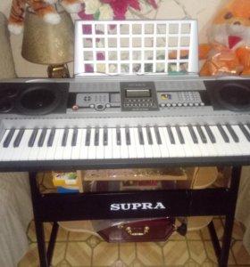Синтезатор Supra SKB-610S -