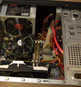 4 Ядра и GTS 450 1gb gddr5