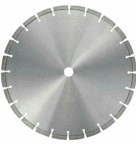 Алмазный диск д.400 мм для железобетона
