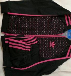 Спортивный костюм для девочки 128 размер