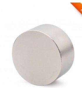 Неодимовый магнит 60х30 мм.