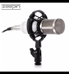 Новый студийный микрофон