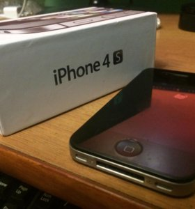 Свежий iPhone 4s