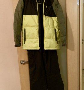 Сноубордический костюм на мальчика 12-13 лет