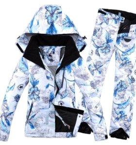 Технологичный горнолыжный костюм