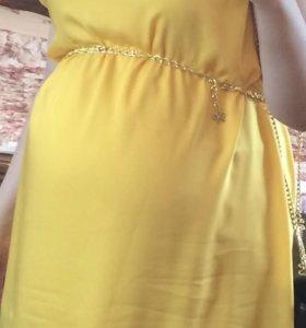 Платье(туника)для беременных.
