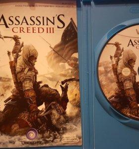 Wii u Assassins creed 3