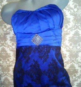 Платье новое вечернее р40-42-44