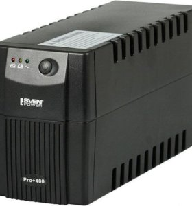 ИБП SVEN Pro 400 400VA/240W