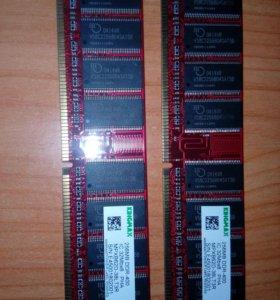 Оперативная память 256 Мб DDR-400