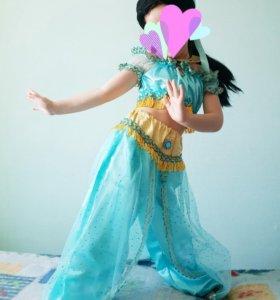 Карнавальный костюм Восточная красавица Жасмин.