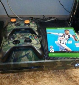 Xbox One 1tb  обмен на PS4