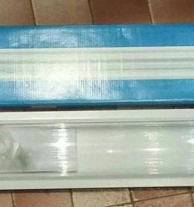 Светильник люминесцентный TL3017-2x36w