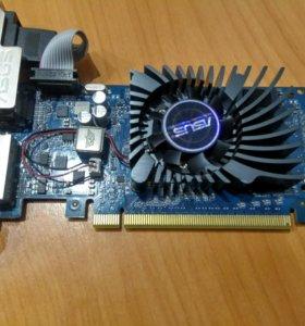 Видеокарта Asus Nvidia GeForce GT 610