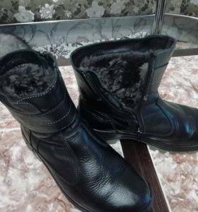 Обувь на мальчика 38 р.