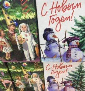 Подарок Детский новогодний