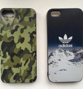 Продам оба чехла IPhone 5s